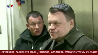 Prezidentė Nusiteikusi Snoro Bankininkus V  Romanovą, Baranauską Nuteisti Už Akių  2017 02 08 LNK