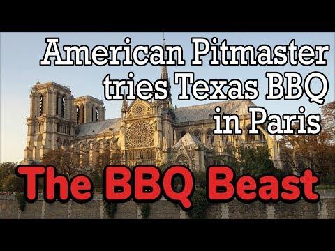 Paris France BBQ The Beast Restaurant Review Texas Brisket Champion Harry Soo SlapYoDaddyBBQ.com