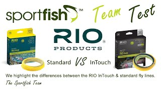 RIO InTouch VS Standard RIO Fly Fishing Lines(, 2015-09-01T14:03:09.000Z)
