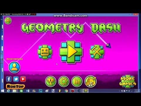 how to run geometry dash on a mac