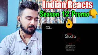 Indian Reaction On Coke Studio Season 12 | Promo