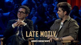 LATE MOTIV - Berto Romero y Roi Méndez. WORDS ANNUAL EDITION | #LateMotiv334