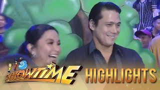 It's Showtime Singing Mo ' To: Robin surprises madlang people with his special appearance