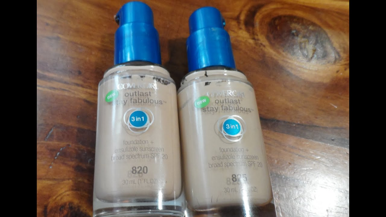 3 in 1 foundation review