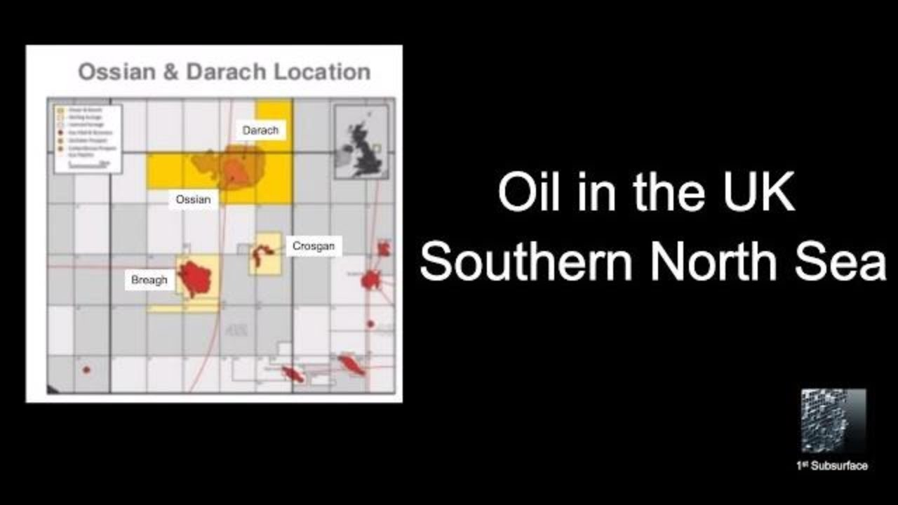 Oil in the Southern North Sea