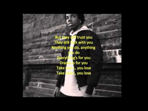 Roy Woods- Drama Feat. Drake (With Lyrics)