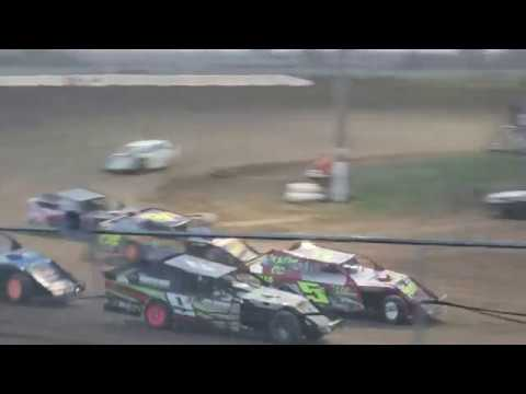 Stuart Speedway 4-24-19 Heat Race