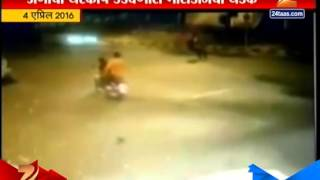 Delhi Youth Gets hit By And Car And Looses His Life