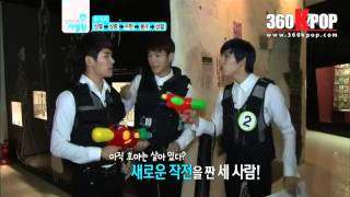 [Vietsub] INFINITE Ranking King Ep.3 {INFINITE Team} 3/4