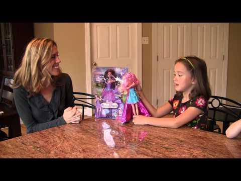 Barbie Princess & the Popstar Doll