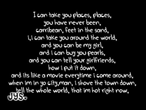 Soulja Boy - Blowing Me Kisses -Lyrics-