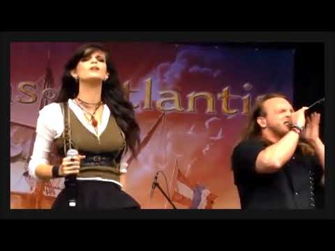 """VISIONS OF ATLANTIS, """"The Silent Mutiny"""" Live At Masters Of Rock 2017"""