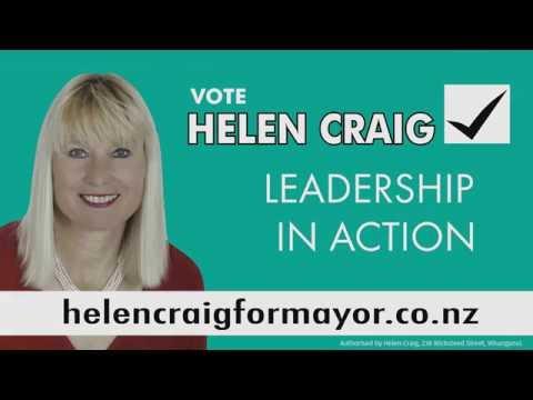Helen Craig Campaign