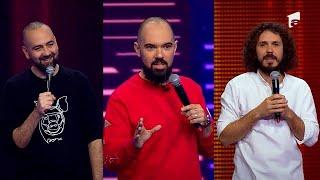 Faze tari la iUmor | Teo, Vio și Costel super show în sezonul 9 iUmor