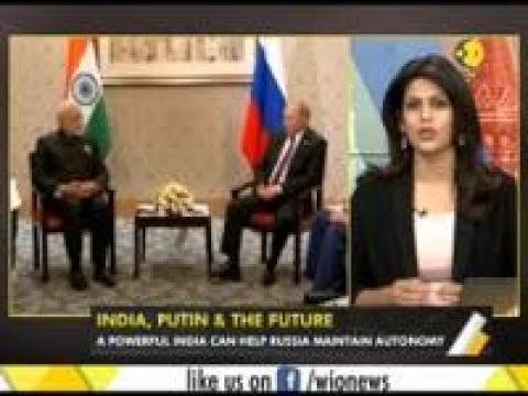 WION Gravitas: A powerful India can help Russia maintain autonomy