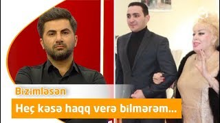 İlhamə Quliyevanın oğlunun həbsi haqqında açıqlamalar (Bizimləsən)