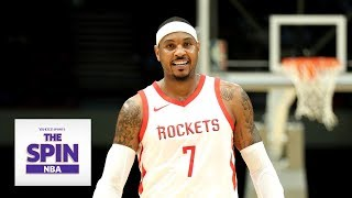 How will Kawhi, Carmelo fare with new teams?   The Spin NBA