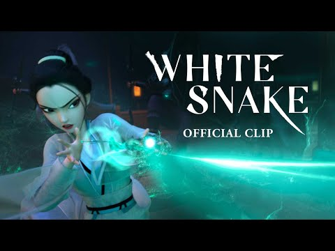 White Snake - [Official Clip #2, English Dub, GKIDS]