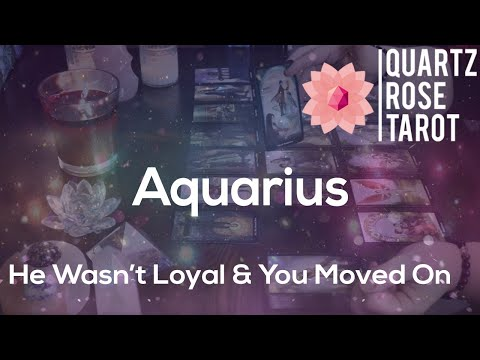 ♒aquarius-he-wasn't-loyal-and-she-has-moved-on-😒-november-4th-10th-2019