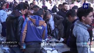 مشاهد من مشاركة الأردنيين في حملة يلا ع البلد (8-3-2019)