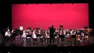 Bowditch 6th Grade Orchestra - Desert Sands - Spring Concert