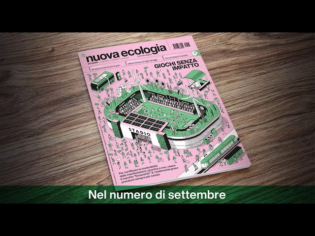 La Nuova Ecologia, il numero di settembre 2021