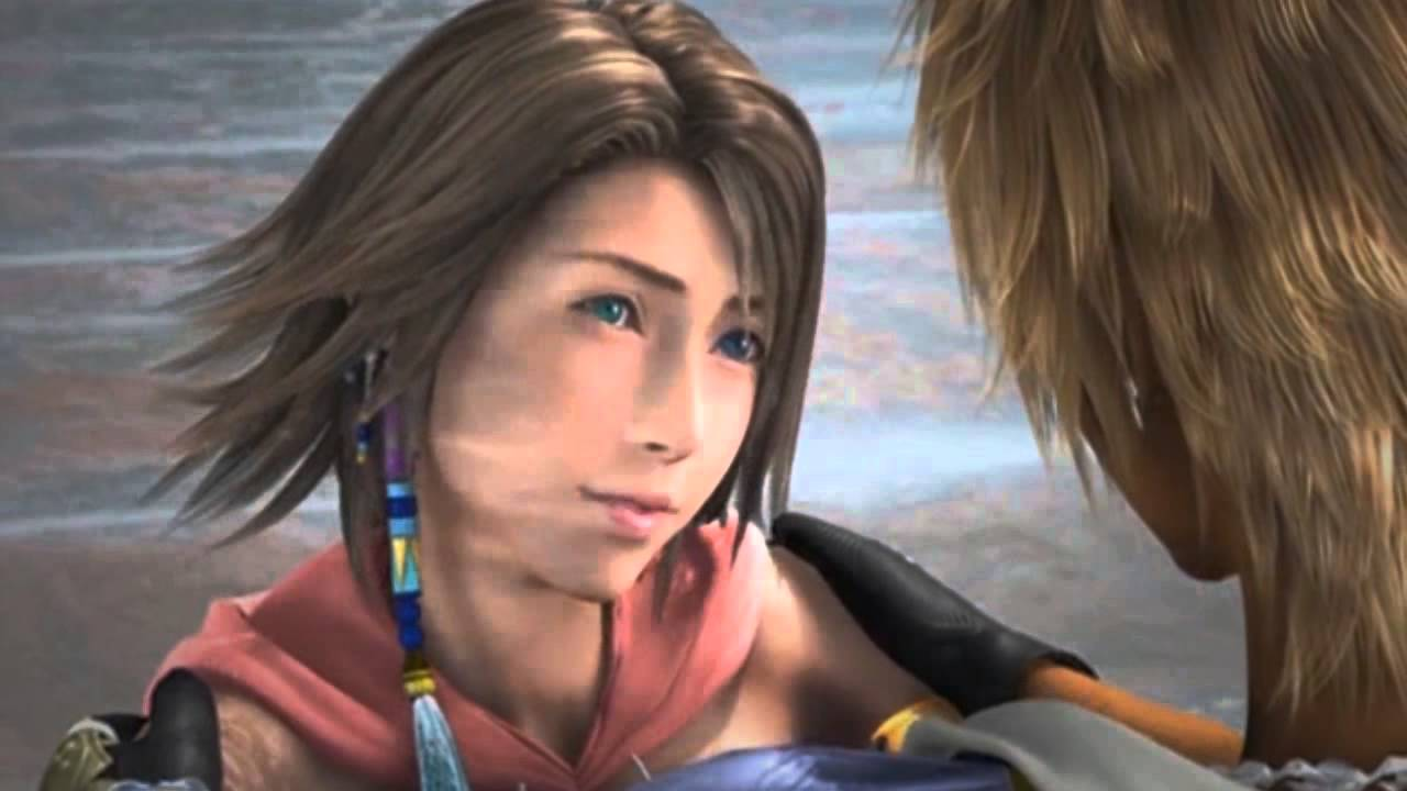 Out Of My League Tidus And Yuna Final Fantasy X And Final