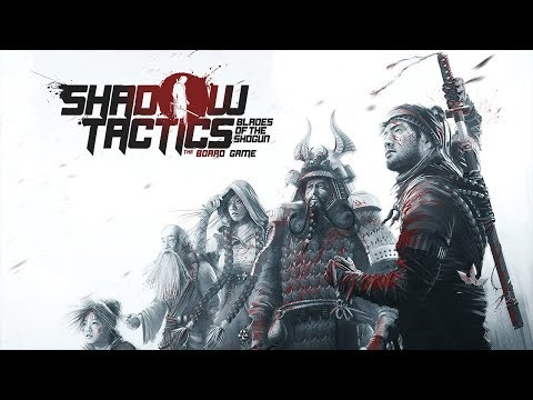 Shadow Tactics Board Game Teaser