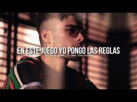 Entertainer • Zayn   Letra en español / inglés