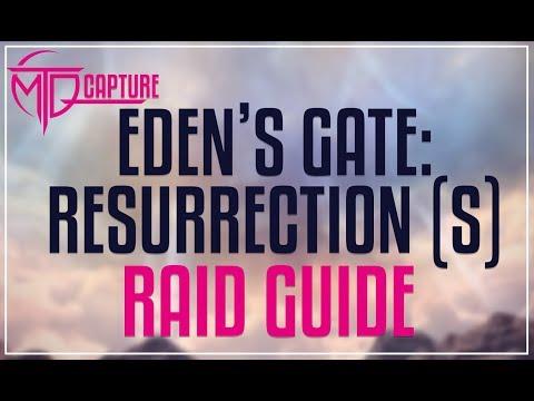 EDEN'S GATE: RESURRECTION (SAVAGE) GUIDE - E1S