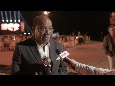 Edmund Bartlett, minister of tourism, Jamaica