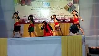 Ghurai o ghurai o ghurai sereki (group dance)