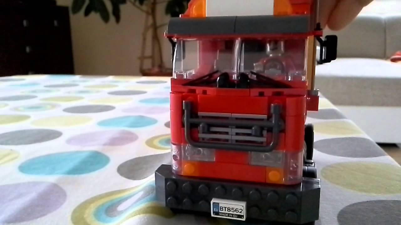 Cobi Ciężarówka Biedronki Youtube