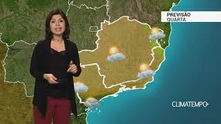 Previsão Sudeste – Mais umidade no leste de SP