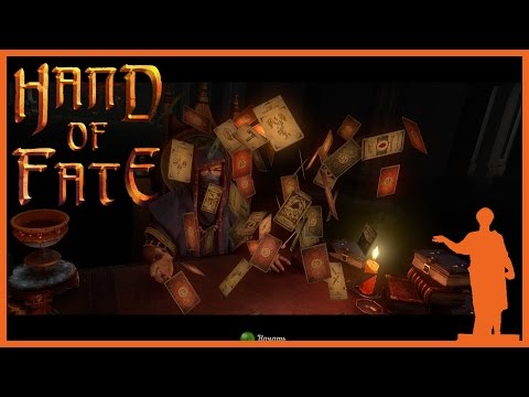 Hand Of Fate [01] Карточная Action/RPG