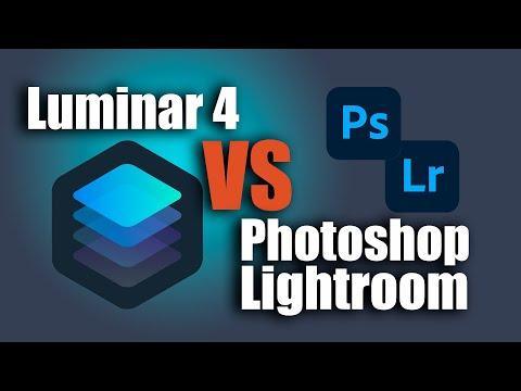 Luminar 4 VS Photoshop/Lightroom...Should I SWITCH???