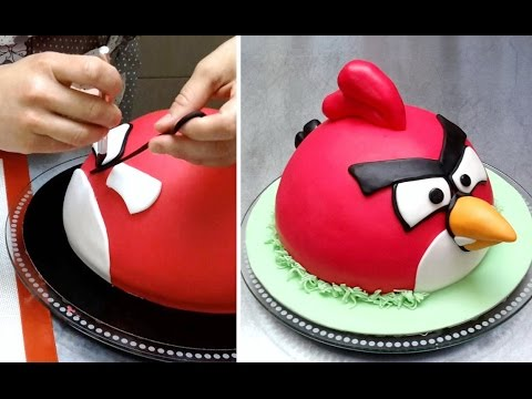 angry birds cake angry birds cake how to make by cakes stepbystep 1307