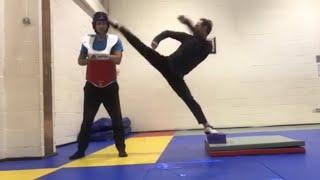 Taekwondo Old School vs New