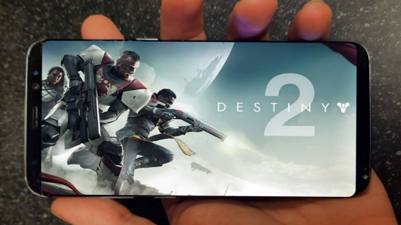 DESTINY 2 MOBILE IOS/ANDROID (Cloud Gaming) - How To Play Destiny 2 On Your  Phone
