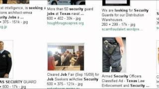 Security Jobs In Texas