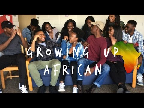 GROWING UP AFRICAN - EDUCATION, FREEDOM,  SEX & RELATIONSHPS