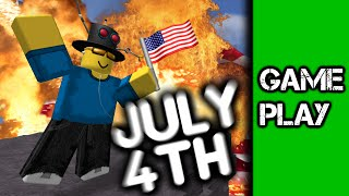 The July 4th Special [ROBLOX Commentary #14]