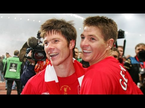 Xabi Alonso's Liverpool FC story | In his own words