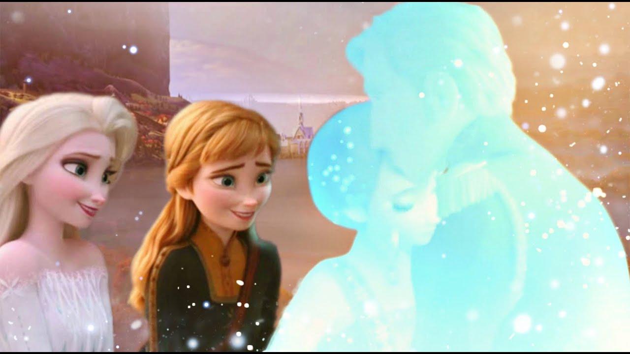 Frozen 2: Эльза рассказывает правду об Анне (Crossover)-не вошедшие кадры в Холодное сердце 2