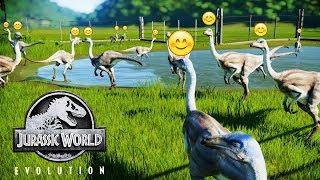 The Problem With Jurassic World: Evolution's Dinosaur Limits