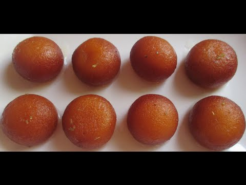 how to make gulab jamun recipe in tamil