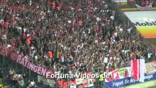 F95 Rock 'n' Roll in Frankfurt (Eintracht Frankfurt vs. Fortuna Düsseldorf 1:1; 15.08.2011)