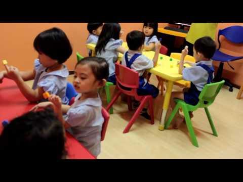 Classroom activities preschool || kegiatan sekolah PAUD