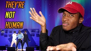 BLACK GUY REACTS TO: BTS - Unit stage '삼줴이(3J)' Home Party 613 Dance Practice