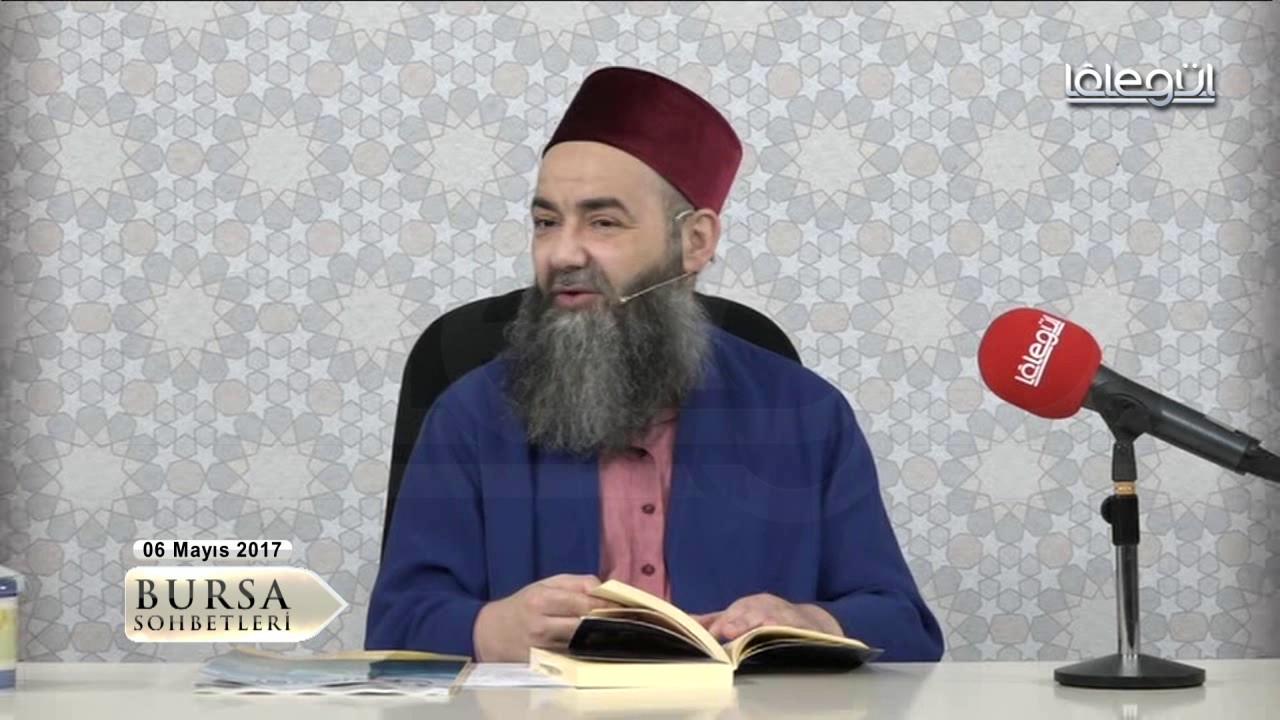 06 Mayıs 2017 Tarihli Bursa Sohbeti  Cübbeli Ahmet Hocaefendi Lâlegül TV